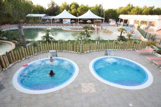 Centro Benessere in Puglia - Gargano | Villaggio Camping Siesta