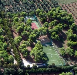 centro sportivo villaggio in puglia