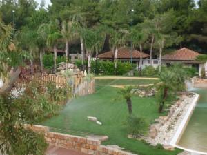 piscina villaggio gargano