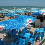 spiaggia villaggio gargano
