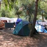 piazzole camping gargano